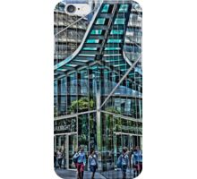 Urban Reflections by Tim Constable iPhone Case/Skin