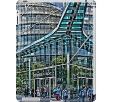 Urban Reflections by Tim Constable iPad Case/Skin