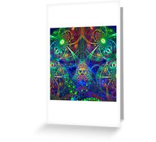 A Joyful Symmetry Greeting Card