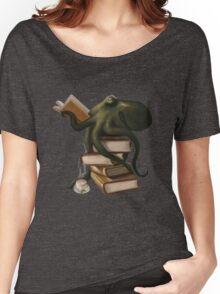 Well-Read Octopus Women's Relaxed Fit T-Shirt