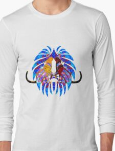 Kissing On A Tropical Evening Long Sleeve T-Shirt