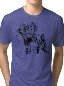 Cyberman Tri-blend T-Shirt