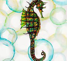 Seahorse by Jenny Wood
