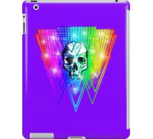 Shattered Skull Retro iPad Case/Skin