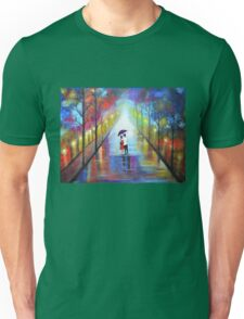 Romantic Interlude Unisex T-Shirt
