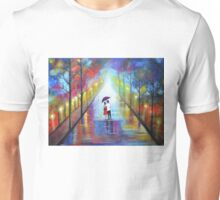 Romantic Interlude Unisex T-Shirt