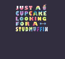 Just A Cupcake Womens Fitted T-Shirt