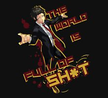 Adachi - Full of Shit Unisex T-Shirt