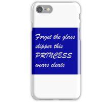 Sporty Princess iPhone Case/Skin