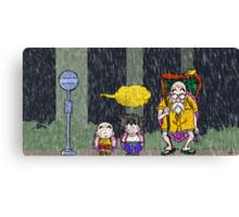DB-Totoro Canvas Print