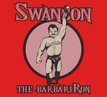 Swanson The BarbariRon T-Shirt