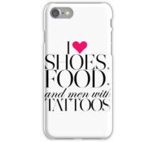 Tattoos iPhone Case/Skin