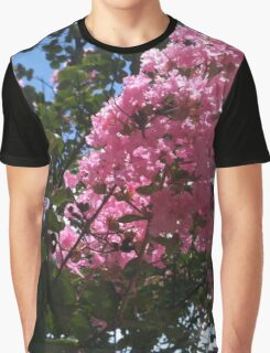 The Blossoms of Summer Graphic T-Shirt