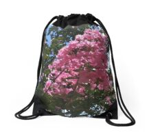 The Blossoms of Summer Drawstring Bag