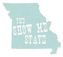 Missouri  State Motto Slogan by surgedesigns