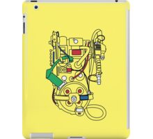 Proton Pack (b) iPad Case/Skin