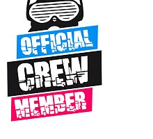 Official Crew Member Design by Style-O-Mat