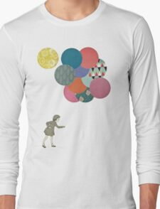 Party Girl Long Sleeve T-Shirt
