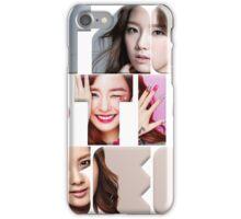 TaeTiSeo iPhone Case/Skin