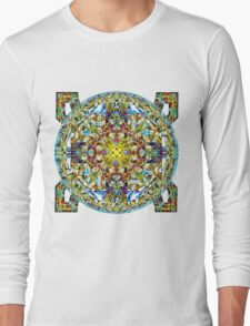 Interwoven Celtic Knots Long Sleeve T-Shirt