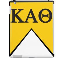 Kappa Alpha Theta Flag iPad Case/Skin
