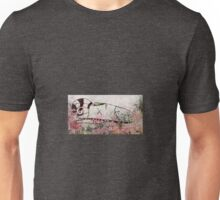 Floral Animal Skull Unisex T-Shirt