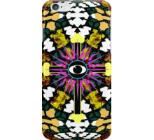 EYE OF THE SON 1 iPhone Case/Skin