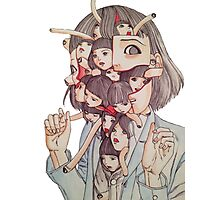 Shintaro Kago Photographic Print