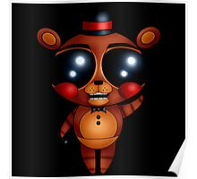 FNaF 2 - Chibi Toy Freddy Fazbear (Variant Version) Poster