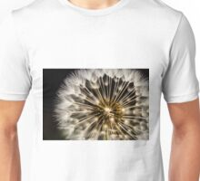 Dandelion Seedhead - close up Unisex T-Shirt
