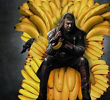 King of The Seven Bananas Kingdoms by IAmAMetaphor