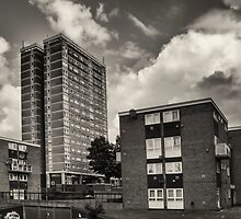 Leeds Flats by Glen Allen