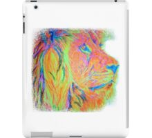 A King Who Needs No Crown iPad Case/Skin