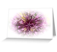 Bloom Art Greeting Card