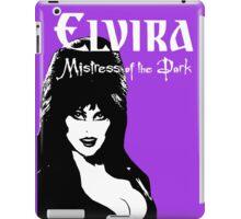 Elvira Mistress of the Dark iPad Case/Skin