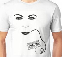 Musical girl Unisex T-Shirt
