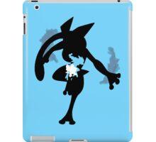 Froakie - Frogadier - Greninja ( Evolution line ) iPad Case/Skin