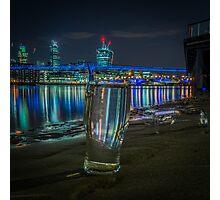 Millennium Bridge, London, UK Photographic Print