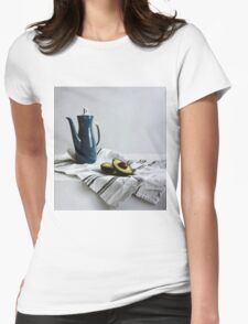 Avocado Treatment Womens Fitted T-Shirt