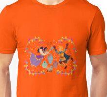 Esmeralda wall painting Unisex T-Shirt