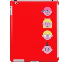 "Say ""Fuzzy Pickles"" iPad Case/Skin"