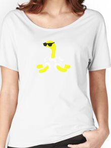 (Wordless) Shuckle Women's Relaxed Fit T-Shirt