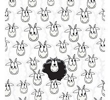 Counting sheep Photographic Print