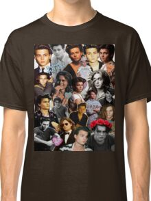 90's Johnny Depp  Classic T-Shirt