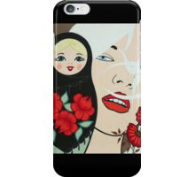 I have endured my desire iPhone Case/Skin