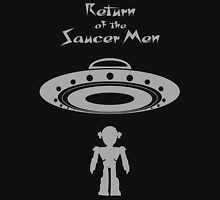 Return of the Saucer Men Unisex T-Shirt