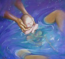 Waterborne by Jane Delaford Taylor