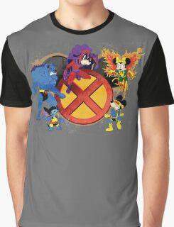 D-men (Xmisney?) Graphic T-Shirt