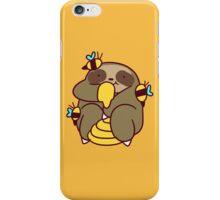 Honey Sloth iPhone Case/Skin