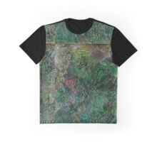 Geometric Flora II - Version 8 Graphic T-Shirt